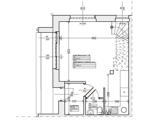 Biedrusko - NOWY ETAP, 2 sypialnie, ogród