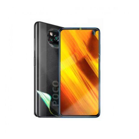 Противоударная пленка Xiaomi Poco M3 M2 X3 F2 Pro F1 [Pocophone]