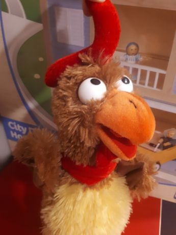 Kurczak - gdaczek - kura - interaktywny