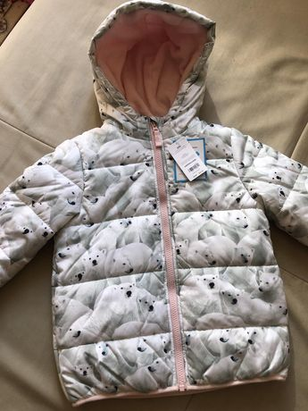 Зимняя ветро и водонепроницаемая термокуртка, курточка Carter's!