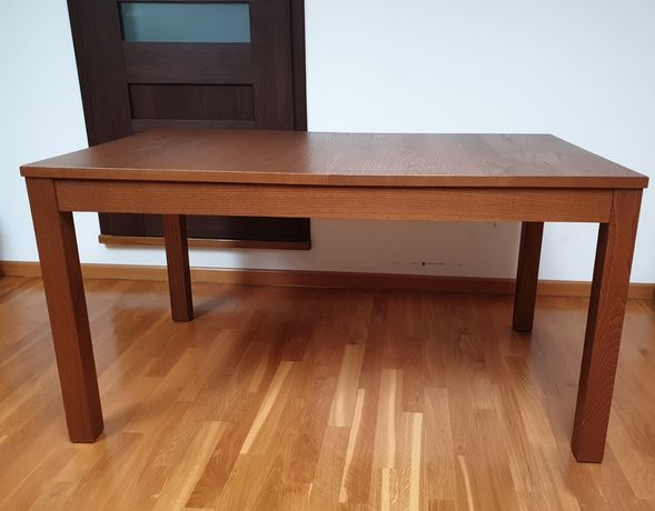 Stół rozkładany +6 krzeseł, Ikea