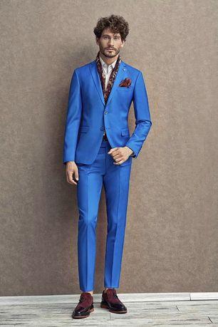 Фирменный мужской костюм ANTONI ZEEMAN (Турция) +подарок!