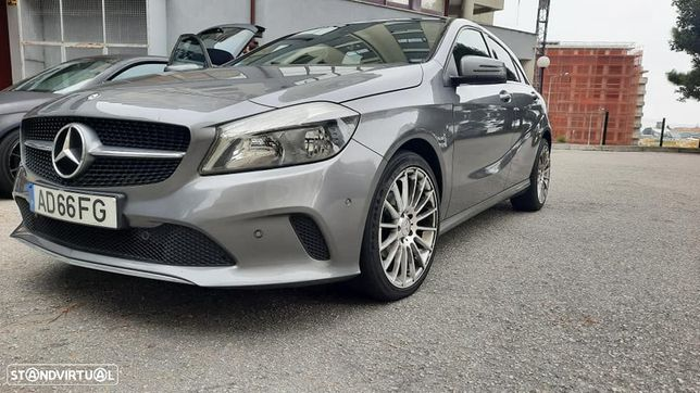 Mercedes-Benz A 180 CDi BE Edition