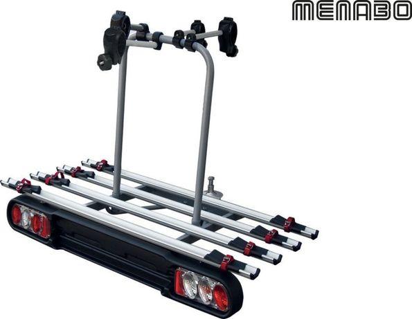 Platforma rowerowa MENABO RACE 4 RATY