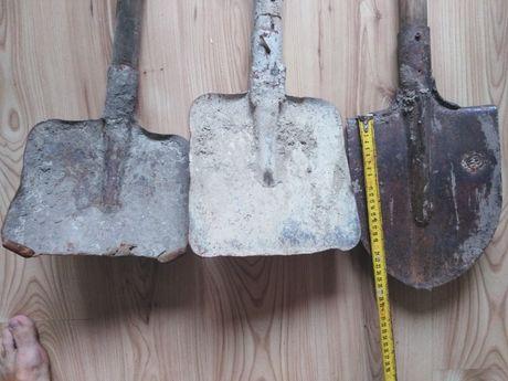 Лопата штикова совкова шуфля