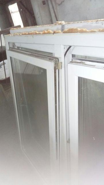 Okna PCV białe 5 komorowe