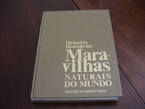 Maravilhas NATURAIS do MUNDO-Dicionário Ilustrado