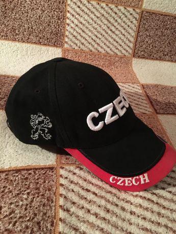 Бейсболка CZECH .