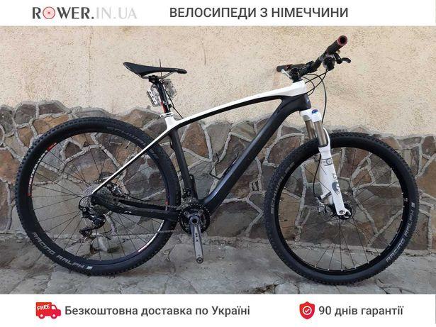 Карбоновий найнер бу Carbon 29 на Deore XT / Вилка Fox / Велосипеды