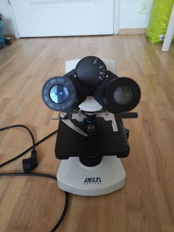 Mikroskop delta optical model genetic pro. Odbiór Chojnice