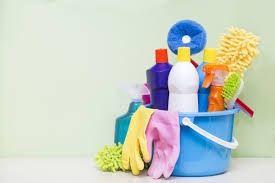 Faço limpeza ao domicilio