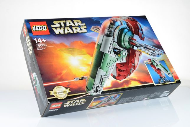 Lego Star Wars UCS 75060 Slave I NOWY Ultimate Collector Series