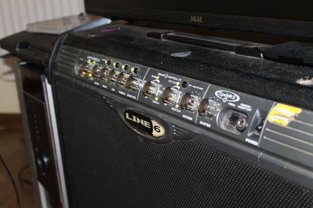Гитарный усилитель Line 6 spider 150 watt. Обмен.