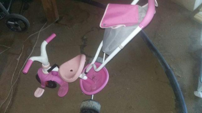 Rowerek rower trzykołowy dla dziecka