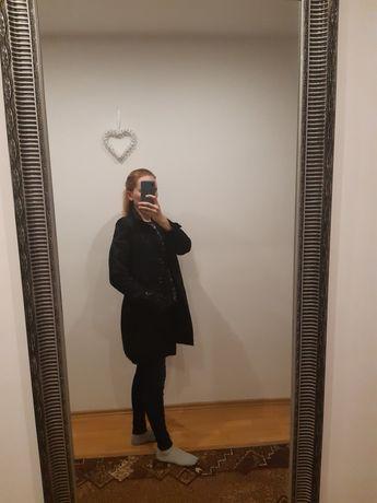 Plaszczyk plaszcz czarny