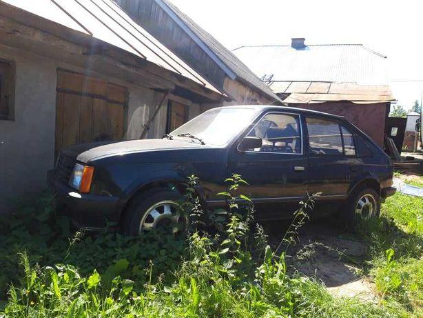 Opel Kadett 1.6 benzyna 1983r.