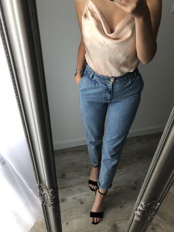 Spodnie Jeansy damskie asos , rozmiar 36