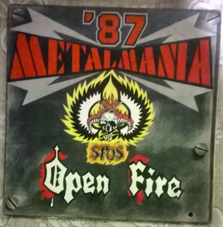Metalmania '87 Open Fire