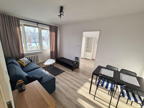 2 pokoje z balkonem w centrum - Plac Orląt Lwowskich (bezpośrednio)
