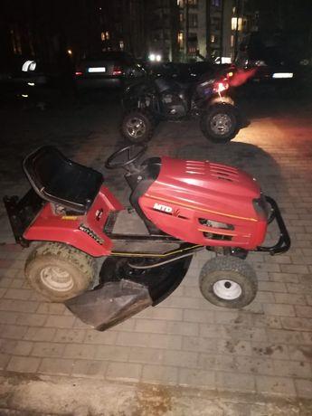 Kosiarka traktorek MTD