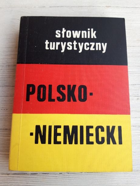 Słownik turystyczny Polsko Niemiecki