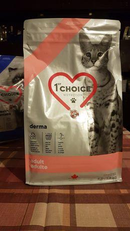 POZNAŃ, zestaw dla kota: karma mokra (3×200g), karma sucha (1,8kg)