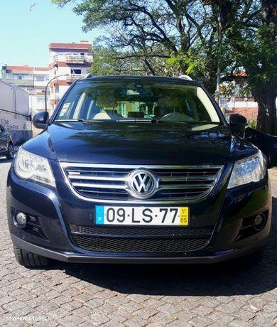 VW Tiguan 1.4 TSi Trend BlueMotion