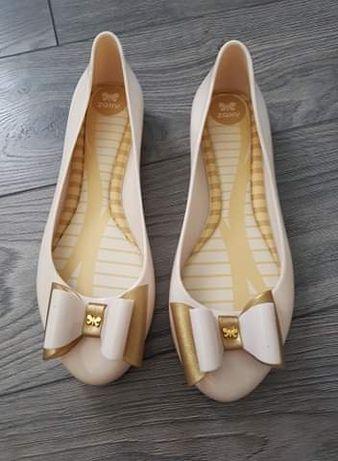buty damskie baleriny zaxy jak nowe