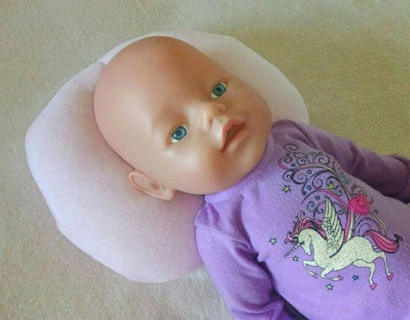 Подушка для кормления ребенка (младенца) подушечка ортопедическая
