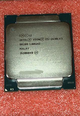 ТОРГ Продам процессор Intel xeon e5-2630l v3 новый