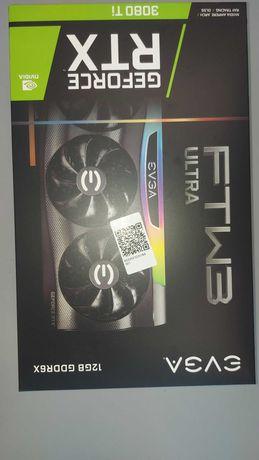 EVGA GeForce RTX 3080 Ti FTW3 ULTRA 12GB GDDR6X Nova
