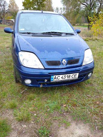 Renault Scenic ТЕРМІНОВО
