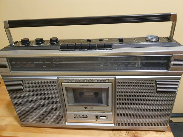 Radio Sharp gf-6060