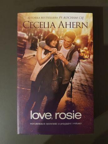 Love Rosie książka