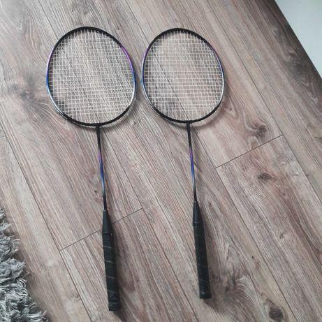 Paletki do badmintona 2 sztuki