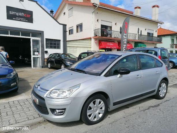 Citroën C4 1.6 HDi Exclusive