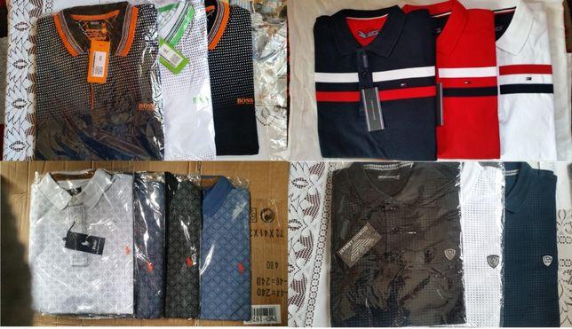 Polo MĘSKIE EA7 koszulka ralph lauren hugo boss tommy hilfiger gucci