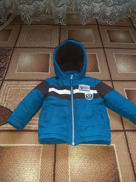 Дитяча осіння курточка фірми Topolino