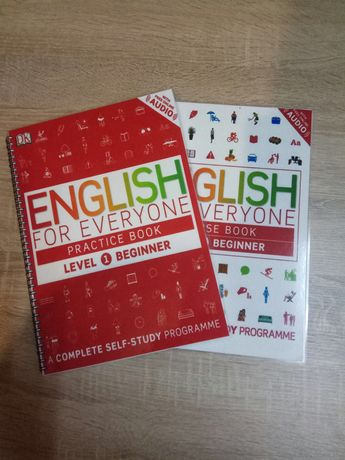 English for everyone 1,2,3,4