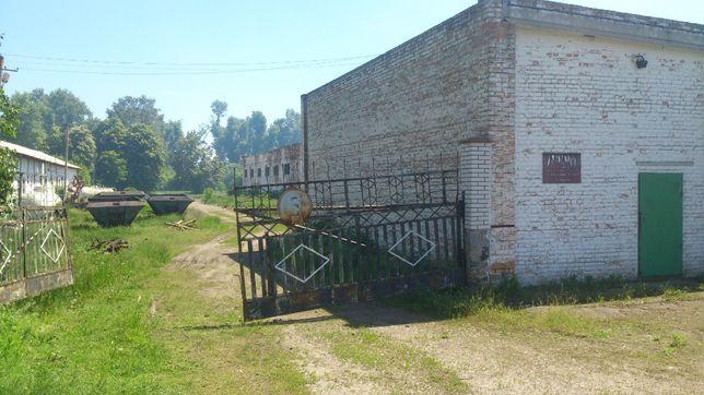 Коммерческий комплекс с.Богодуховка