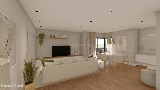 Apartamento T2 - 112,00m2  - Empreendimento Nova Portela