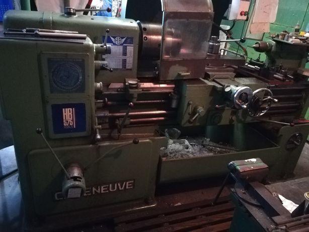 Torno mecânico convencional Cazeneuve HB 575