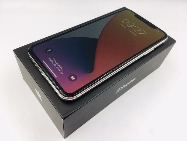 iPhone 11 PRO MAX 64GB SILVER • GW 12 msc • DARMOWA wysyłka •FAKTURA