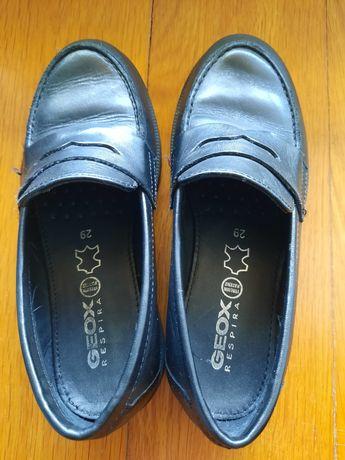 Sapatos menino Geox 29