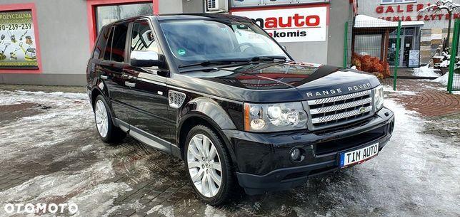Land Rover Range Rover Sport S 3.6 Td V8 Hse 272 Km Gwarancja, I