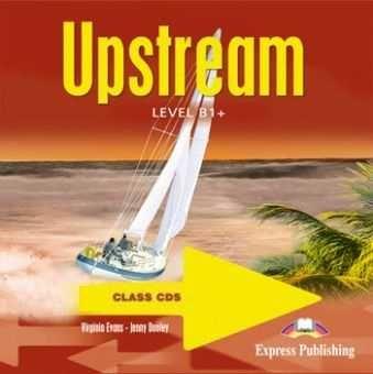 Upstream B1+ Class Audio CDs (set of 3)