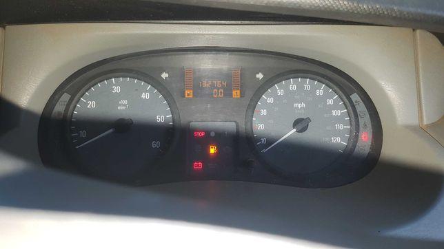 Opel vivaro anglik