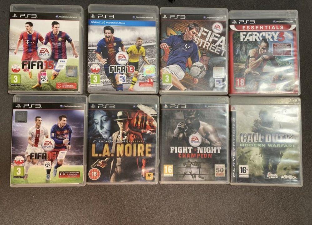 Gry na PS3! 30 zł za jedną! (za wszystkie 230zl)