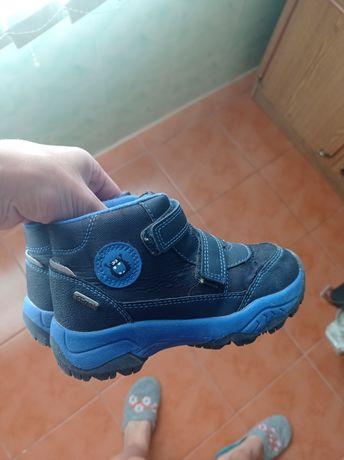 Брендовые осенние ботинки