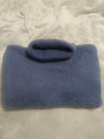 Sweterek z golfem rozmiar S